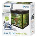 Aqua tropical kit led zwart 30 ltr in rhenen